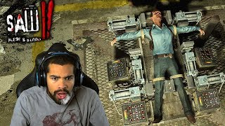 WTF IS THAT CONTRAPTION?!   Saw II: Flesh and Blood   #9