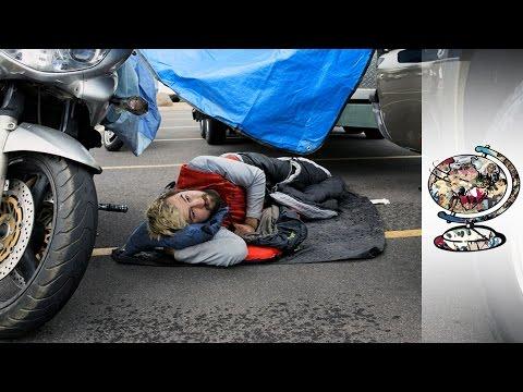 Xxx Mp4 Tens Of Thousands Live In Walmart Carparks 2014 3gp Sex