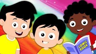 Little Jack Horner   Kindergarten Nursery Rhymes   Animated Videos For Toddlers by Kids Tv