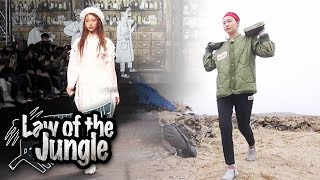 Fashion Week In Law of The Jungle!! [Law of the Jungle Ep 307]
