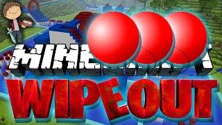 Minecraft: WIPE OUT RACE! Mini-Game w/Bajan Canadian, JeromeASF and PrestonPlayz!
