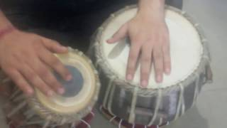 learn kehrwa taal on tabla lesson 20th.very simle and easy technique.