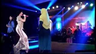 Zaskia Gotik ft.Sabrang Band - 1000 alasan (live)