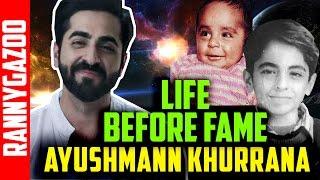 Ayushmann khurrana biography- Profile, bio, family, age, wiki, biodata & history- Life Before Fame