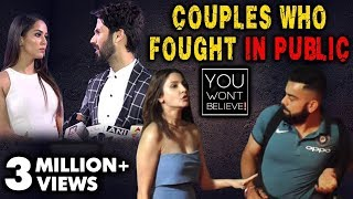 Aishwarya Abhishek, Shahid Mira, Virat Anushka, Alia Sidarth, 5 Public Fights Of Bollywood