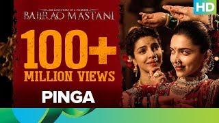 Pinga Crosses 100 Million + Views | Bajirao Mastani | Deepika Padukone & Priyanka Chopra