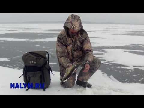 видео ловли на рыбинке