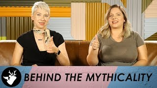 Lizzie & Ellie | Behind the Mythicality