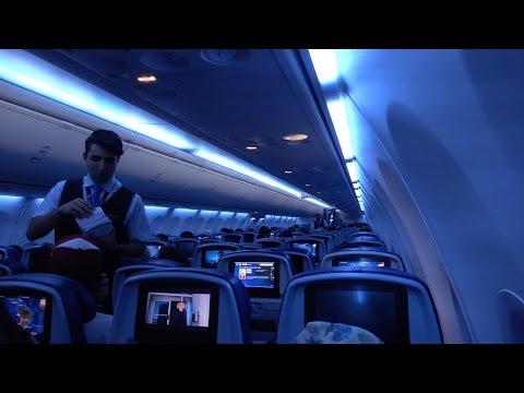 Tijuana to Lima Peru Cross Border Xpress AeroMexico 737 800 4K Resolution