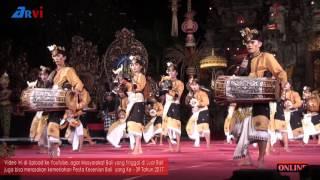 Baleganjur, Duta Kabupaten Tabanan - Pesta Kesenian Bali 2017