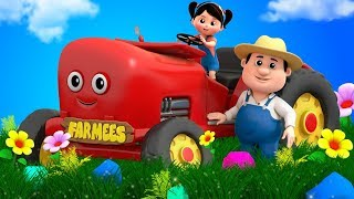 Colors Of The Farm | Cartoon Videos For Babies | Songs by Farmees