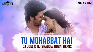 Atif Aslam  Tere Naal Love Ho Gaya  Tu Mohabbat Hai  Dj Joel  Dj Shadow Dubai Remix  2012