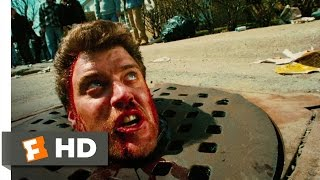 Hobo with a Shotgun (1/11) Movie CLIP - Mercy Ain't My Style (2011) HD