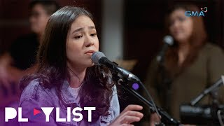 "Playlist Live: Mikee Quintos – ""Tadhana"""