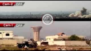 """سداسية جوبر /2/ : رصد عملية اطلاق صاروخ """" الـفـيـل """" الشهير !"""