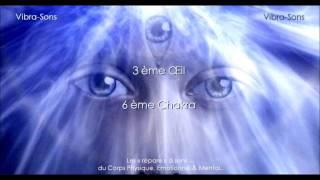 Pouvoir Esprit - Activation 3ème Oeil - Energies positives