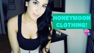 PRE- HONEYMOON Clothing Haul Pt 1 (TRY ON) Dresses, Bathing Suits, Cover Ups & MORE!!!!