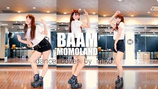 【みこ】BAAM/MOMOLAND Dance Cover by Miko【踊ってみた】