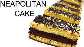 الكيكة الإيطالية الرهيبة التي اثارت ضجة في العالم بطريقتي المبسطة