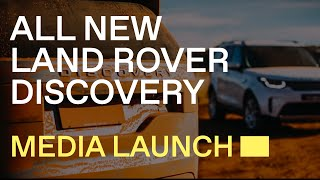 Launch of the All New Discovery in Australia