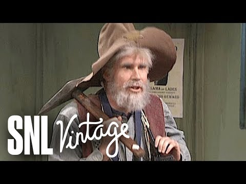 Cut For Time Gus Chiggins Old Prospector SNL
