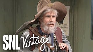 Cut For Time: Gus Chiggins, Old Prospector - SNL