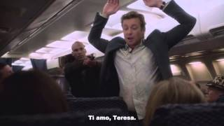 the mentalist - declaration of love