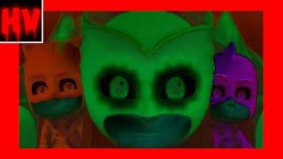 PJ Masks - Theme Song (Horror Version) 😱