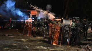 【直播回放】11.12入夜香港各區抗爭實況