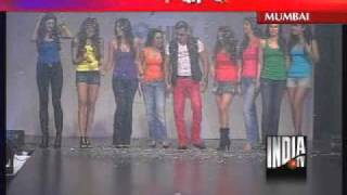 Top Actresses Walk With Salman