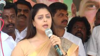 ACTRESS NAGMA FIRE ON PM MODI LATEST AT CHENNAI /TV2NEWS