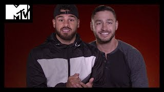 Cory Feels Like Tony Is 'Trying To Embarrass' Him | The Challenge: Final Reckoning | MTV