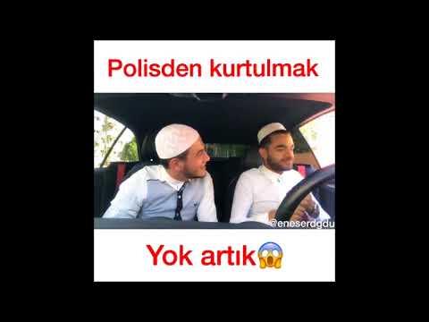 POLİSTEN KURTULMAK