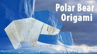 Origami Bear tutorial