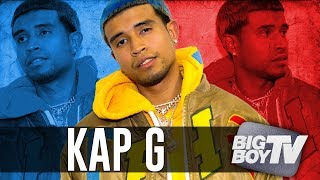 Kap G on Voting, Feeling The Weight as a Mexican-American & Trump's Stance
