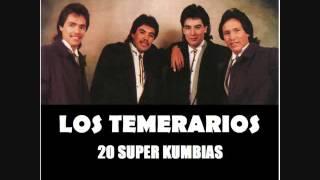LOS TEMERARIOS CD 20 KUMBIAS