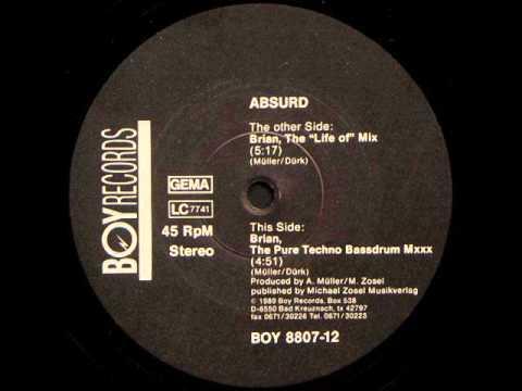 Xxx Mp4 ABSURD Brian The Pure Techno Bassdrum Mxxx 3gp Sex