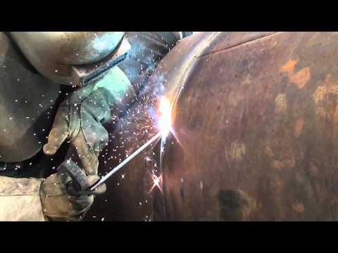 Pipeline Welding Multiple Sections