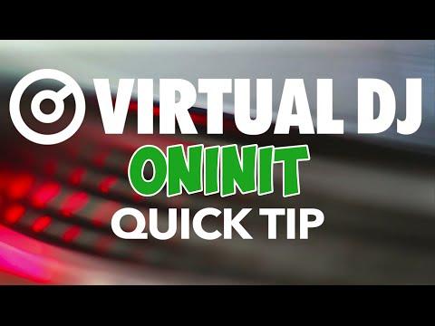 ONINIT - VirtualDJ 8 Quick Tip #6