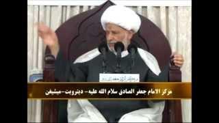 عبد الحميد المهاجر وعلامات ظهور الإمام المهدي عج القريبة - داعش - الخلافة الاسلامية  3 رمضان 1435
