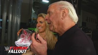 Charlotte explains what it means to be a Flair: Raw Fallout, January 4, 2015