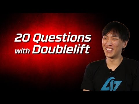 Xxx Mp4 CLG Doublelift 20 Questions 3gp Sex