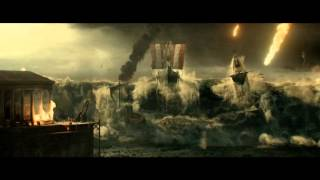POMPEII UK OFFICIAL TRAILER [HD] KIT HARINGTON - TO THE HARBOUR