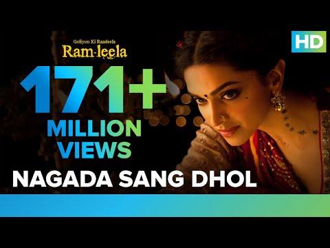 Nagada Sang Dhol Video Song Goliyon Ki Raasleela Ram leela Deepika Padukone Ranveer Singh