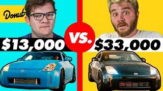 $13,000 Custom 350Z vs. $33,000 Custom 350Z   HiLow