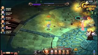 Goddess of War - Free 3D RPG Game