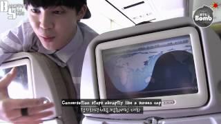 [ENG] 140718 [BANGTAN BOMB] Let's Speak English!