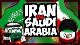 HOI4 | What If Saudi Arabia & Iran Went To War? - BATTLE FOR IRAQ & KUWAIT! [Hearts of Iron 4]