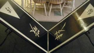 Foldable Custom Beer Pong Table