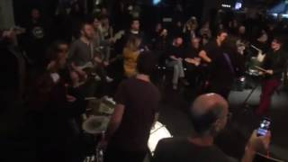 Rockin'1000 That's Live CD Release/  Sony Press Conference Gig 25-01-2017